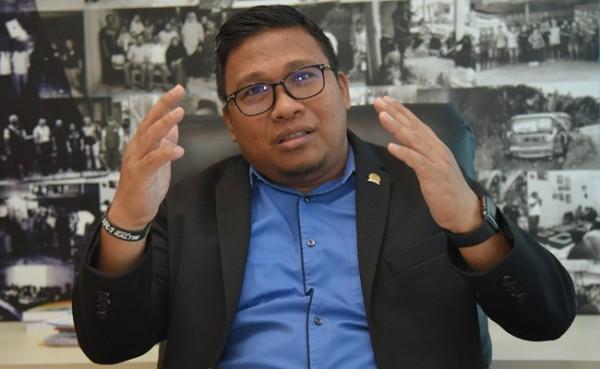 Wasekjen PD Irwan (Foto: Beritalima.com)