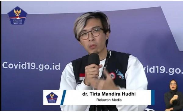 dr Tirta (Foto: detik.com)