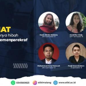 Lolos Hibah Kemenparekraf, Ini Kelebihan Aplikasi Tandur Karya Mahasiswa STIKI Malang