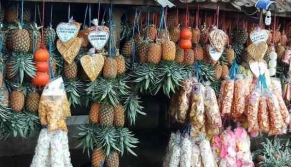 Pasar Buah. (Foto: Dok. Google)