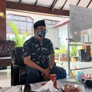 Pastikan Aman, 4 Ribu Petugas Penyembelihan Hewan Kurban di Kota Malang Jalani Swab Antigen