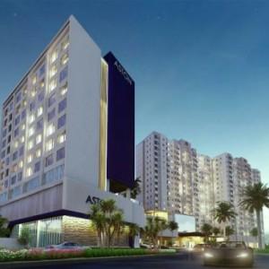 Terkoneksi, Apartemen The Kalindra dan Hotel Aston Siap Dibangun