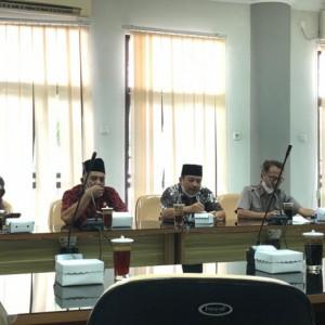 DPRD Kabupaten Blitar Bersiap Bahas Rancangan Perda Tahun 2021