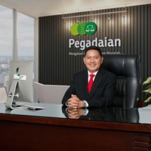 Pegadaian Dinobatkan sebagai Salah Satu Perusahaan dengan Transformasi Bisnis Modern
