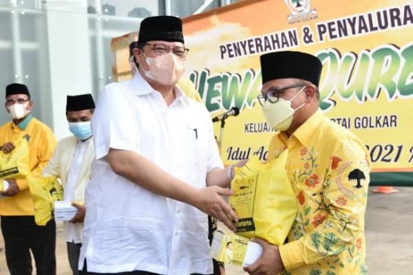 Ketua Umum Partai Golkar Airlangga Hartarto (Foto: IST)