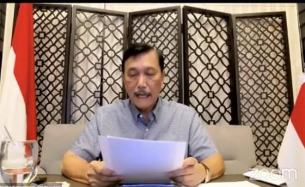 Luhut Binsar Pandjaitan (Foto: Bisnis.com)