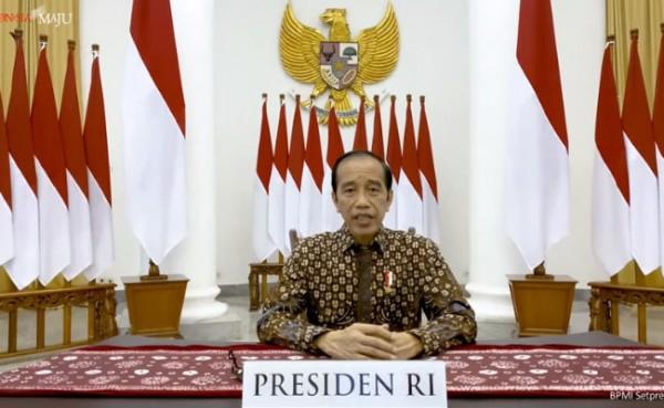 Presiden Joko Widodo (Foto: YouTube Sekretariat Presiden)