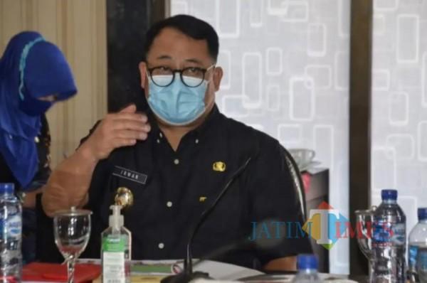 Wakil Bupati Bondowoso Irwan Bachtiar Rachmat (Foto: Abror Rosi/JatimTimes)