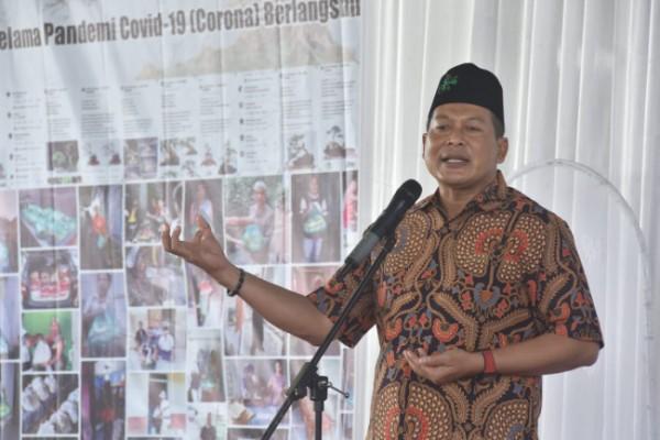 Wakil Bupati Malang, Didik Gatot Subroto.