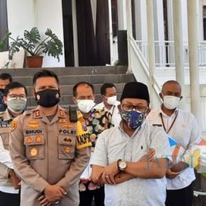 Kota Malang Masuk Kategori PPKM Level 4, Sutiaji: Secara Substansi Tidak Ada Perubahan
