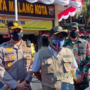 PPKM Darurat Diperpanjang, Wali Kota Sutiaji Ungkap Kunci Penanganan Covid-19 Ada di Masyarakat