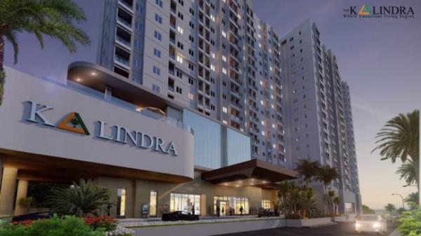 Apartemen The Kalindra yang nantinya terkoneksi dengan Hotel Aston. (foto: The Kalindra)