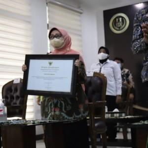 Anugerah KPAI 2021 Diraih Pemkab Jombang, Bukti Komitmen Penyelenggaraan Perlindungan Anak
