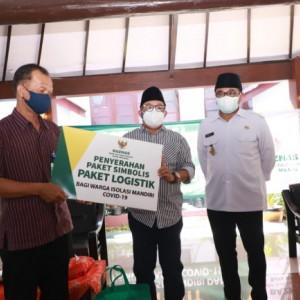1.634 Pasien Isoman dan Tim Pemulasaraan Jenazah Kota Malang Dapat Bantuan Sosial