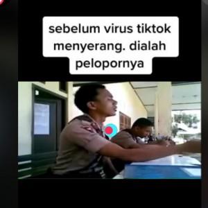 """Mantan Anggota Kapolri Ini Layak Disebut """"Bapak TikTok Indonesia"""", Begini Kiprahnya"""