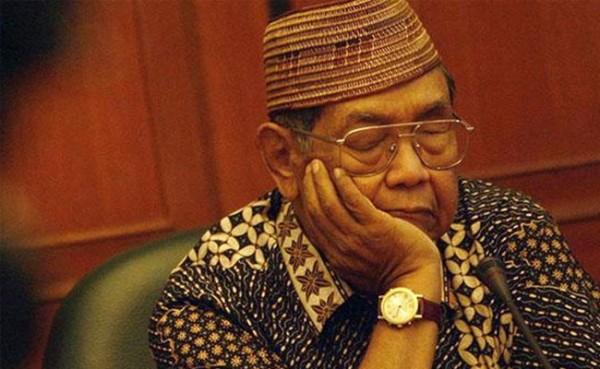 Gus Dur (Foto: Kompas.com)
