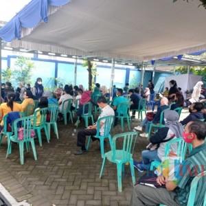 Vaksinasi Kabupaten Malang Masih di Bawah 50 Persen