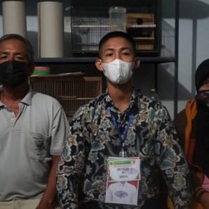Kisah Anak Buruh Tani di Malang Lolos Bintara Polri