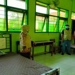 Pemkab Jombang Siapkan Gedung SMPN Sebagai Rumah Isolasi Terpusat Pasien Covid-19