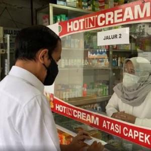 Stok Obat Terapi Covid-19 Kosong di Apotek, Presiden Jokowi Telepon Menkes