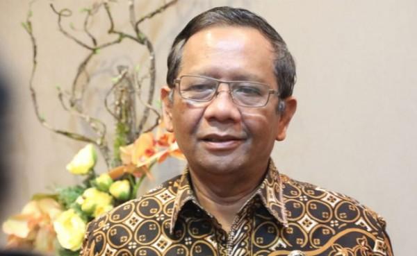 Menko Polhukam Mahfud MD (Foto: Suara)