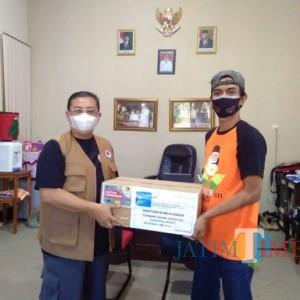 GUSDURian Berbagi Untuk Membantu Warga Isoman di Kota Probolinggo
