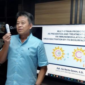 Dicobakan ke 100 Nakes RSUD dr Soetomo, Proem1 Mitigasi Dampak Buruk Covid-19