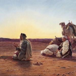 Sosok Penghuni Langit, Sahabat Nabi SAW yang Tak Dikenal di Dunia