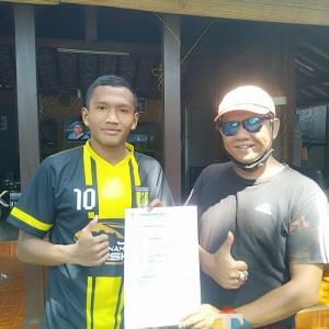 Azza Ingin  Wujudkan Mimpi Jadi Pesepak Bola Nasional dari Banyuwangi