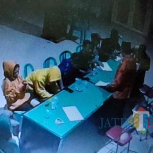 Balap Liar di Tengah Sawah, Sejumlah Remaja di Tulungagung Diamankan Polisi
