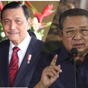 Kembali Jadi Bahasan, Luhut Pesan ke SBY agar Tiru Habibie