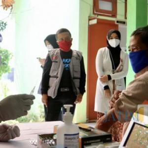 56 Ribu Warga Kota Batu sudah Vaksin Covid-19, Berikut Daftar Tempat Vaksinasi