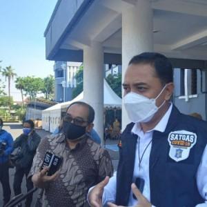 Wali Kota Eri Umumkan Stok Vaksin untuk Masyarakat Surabaya Habis