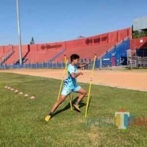 Jordan Zamorano, Wonderkid Persik Kediri yang Resmi Dipanggil Timnas Untuk Ikuti TC
