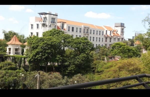 eL Hotel-Grande Malang alih fungsi jadi tempat isolasi mandiri. (Foto: istimewa)