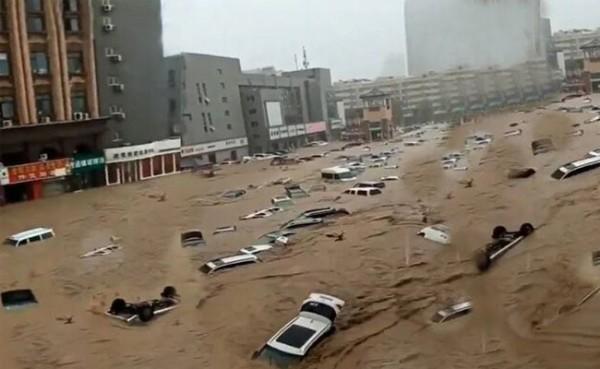 Banjir di China (Últimas noticias | Actualidad.es)