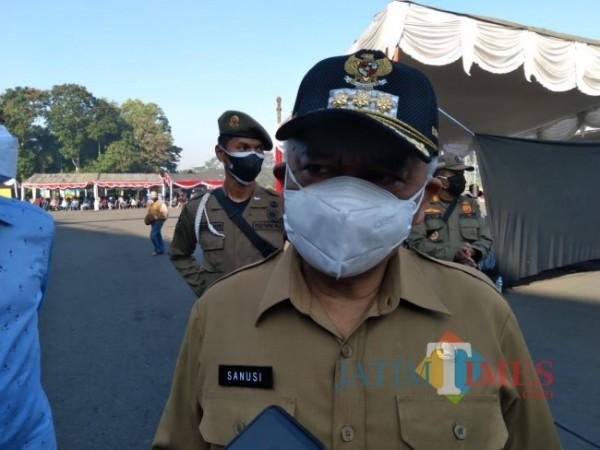 Bupati Malang HM. Sanusi (Foto: Hendra Saputra/MalangTIMES)