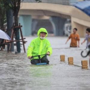 China Dilanda Musibah Bertubi-tubi, Mulai Covid-19 hingga Topan In-Fa