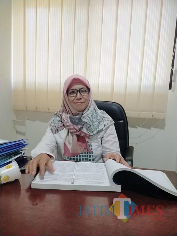 Emi Hidayati, Ketua LPPM IAI Ibrahimy Genteng Banyuwangi (Istimewa)