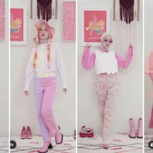 Ciptakan Style Colorful dengan Outfit Serba Pink ala Influencer Tantri Namirah, Kece Abis