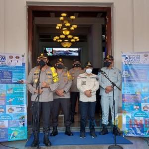 Penanganan Covid-19 di Kota Malang Kolaboratif, Kabaharkam Polri Beri Apresiasi