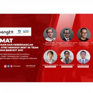 Mahasiswa STIKI Malang Lolos 20 Besar Program Bangkit 2021