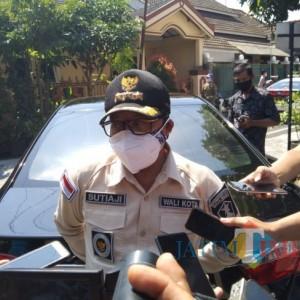 Dapat Bantuan Oxymeter dari Juragan 99, Wali Kota Sutiaji Segera Bagikan ke RT/RW