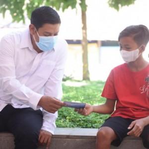 Vaksinasi Usia 12+ Jadi Kado Wali Kota di Hari Jadi Kota Kediri