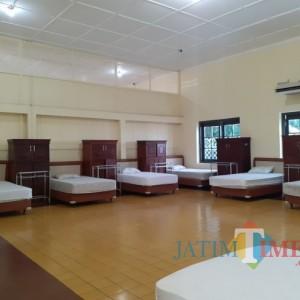 Kapasitas Bed Safe House Kota Malang Ditambah, Bisa Tampung hingga 224 Pasien