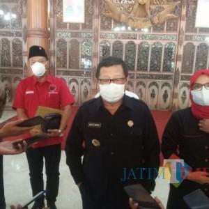 Bak Estafet, Tahapan Pengisian Wabup Tulungagung Kini Tanggungan DPRD