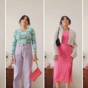Tampil Lebih Stylish dengan Patterned Outfit, Intip Inspirasinya Yuk