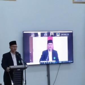 Legawa, Prof Haris Berharap Rektor Baru Antarkan UIN Malang Lebih Baik