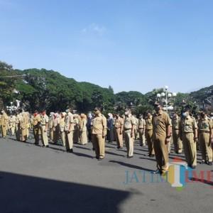 7.420 Pelamar Bersaing Masuk Tahapan Lanjutan Seleksi CPNS-PPPK Kota Malang 2021