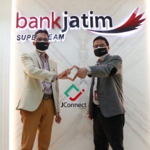Miliki Empat Filosofi, Bank Jatim Launching JCONNECT untuk Perkuat Tiga Pilar